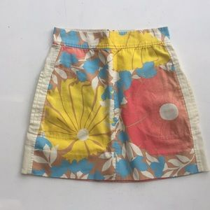 Tracy Feith Skirts - Target collaboration Summer floral mini skirt